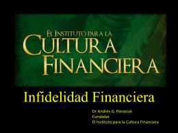 ¿Cómo evitar la Infidelidad Financiera?