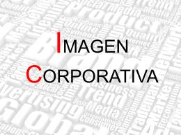 IMAGEN CORPORATIVA - qué es la publicidad?