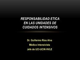 Dr. Guillermo Ríos Alva