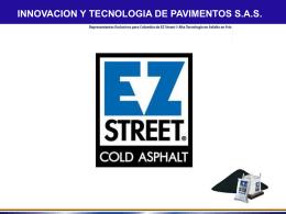 Presentacion ETB - Tecnologia de Asfalto