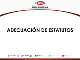 Presentación de PowerPoint - CMIC
