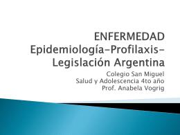 ENFERMEDAD III - SMiguel