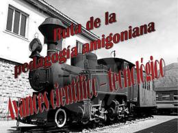Ruta_amigoniana-ciencia Y Tecnologia