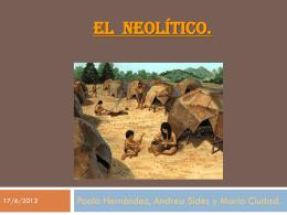 Prehistoria - CEIP Piedra de Arte