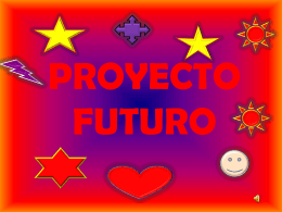 PROYECTO FUTURO