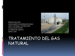 Presentación final Gas natural SO