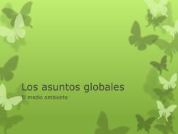 actividades con el medio ambiente