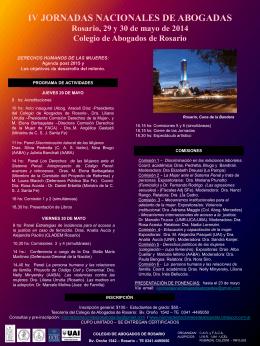 Diapositiva 1 - Colegio de Abogados de Rafaela