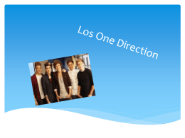 Los One Direction