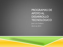 Presentacion Dr. Solleiro