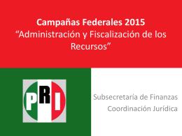 Presentación Administración y Fiscalizac[...] - COMITE