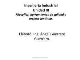 CERO DEFECTOS - Portafolio electrónico de Angel Guerrero