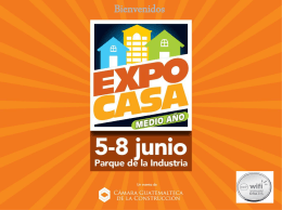 Reunion Premontaje Expocasa2014