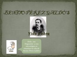 BENITO PÉREZ GALDÓS - avionesdepapel