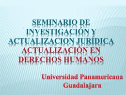 Presentación 1a. parte - Páginas Personales UNAM