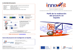 INNOWEIT_Project Short Info [ELL]_Rev00_I