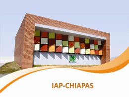 Presentación PowerPoint - IAP