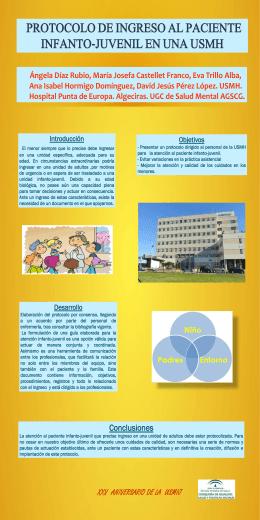 protocolo de ingreso al paciente infanto-juvenil