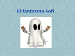 El fantasma Fofi