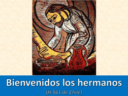 561. bienvenidos los hermanos (chile)
