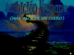Camara SLR_Ambicion Humana