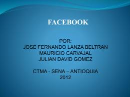 Facebook - gestion201200
