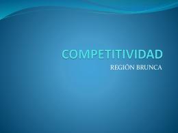 Modelo de Competitividad