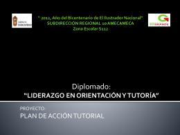 PRESENTACIÓN DEL DIPLOMADO.