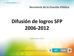 logros alcanzados - Instituto Mexicano de Tecnología del Agua
