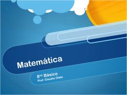 Matemática - centro-de
