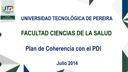 Presentación de PowerPoint - Universidad Tecnológica de Pereira