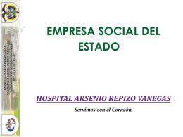 3. Informe Junta Directiva - hospital arsenio repizo vanegas