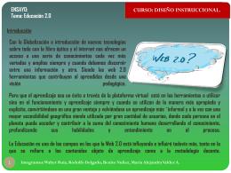 ENSAYO. EDUCACION 2.O