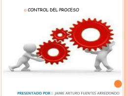 Socialización Jaime Fuentes Arredondo