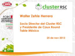 Responsabilidad Social Empresarial - CMIC-GTO