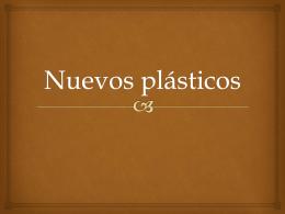 NUEVOS PLÁSTICOS - Over-blog
