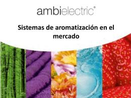 2_Sistemas de Aromatizacion en el Mercado 2013