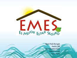 EMES Es mejor estar seguro - SimulacionMercado
