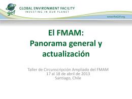 El FMAM