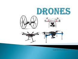 Gabriel - Drones - TICO