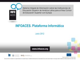 INFOACES_Plataforma Informatica