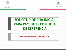 Presentación de PowerPoint - Hospital Regional de Alta