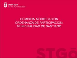 Presentacion Cosoc - Transparencia Municipal