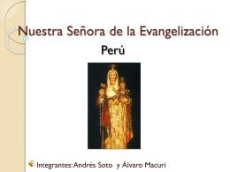 Nuestra Señora de la Evangelización - 1c-copaamerica