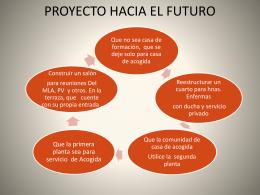 PROYECTO HACIA EL FUTURO YA