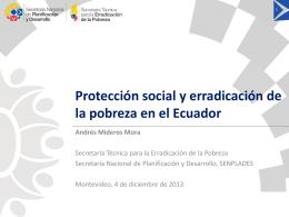 Estrategia Nacional para la Igualdad y la Erradicación de la