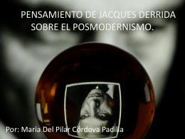 Jacques Derrida 2.0
