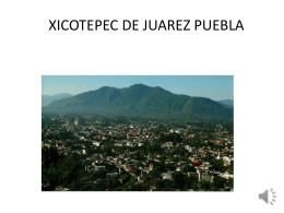XICOTEPEC DE JUA - guille-mom