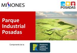 Parque Industrial Posadas