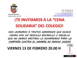 Presentación de PowerPoint - Colegio Cristo Rey Madrid